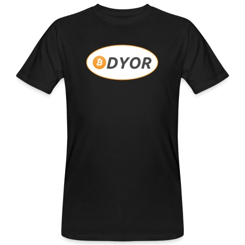 DYOR - option 2 - Men's Organic T-Shirt