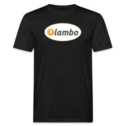 Lambo - option 1 - Men's Organic T-Shirt