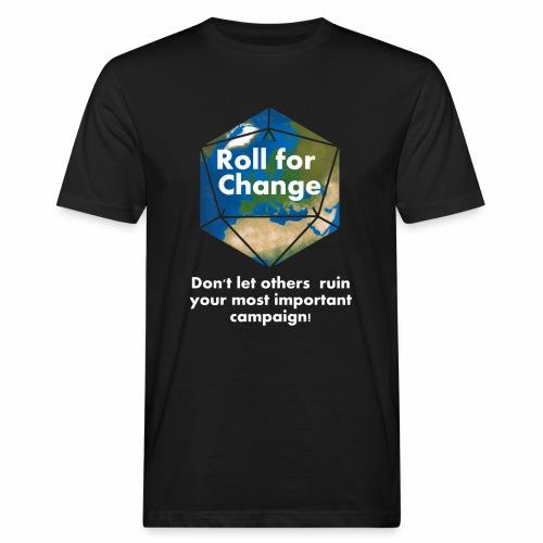 R4C_Shirt - Männer Bio-T-Shirt