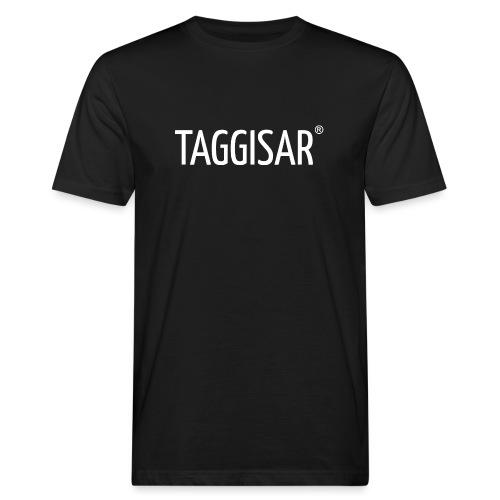 Taggisar Logo - Ekologisk T-shirt herr