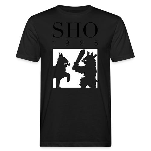 SHO 1925 - Miesten luonnonmukainen t-paita