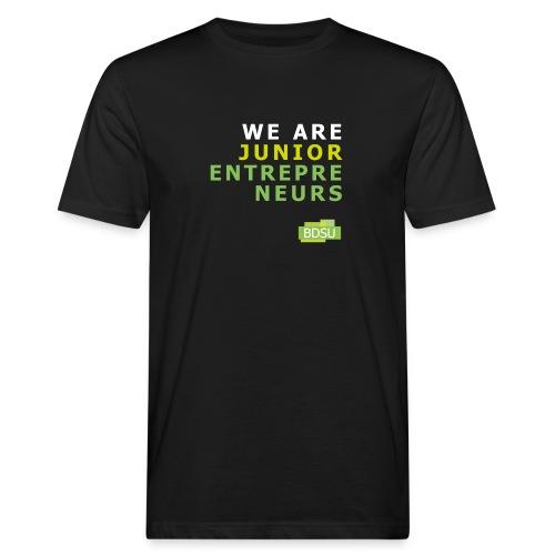 WE ARE JE - Männer Bio-T-Shirt