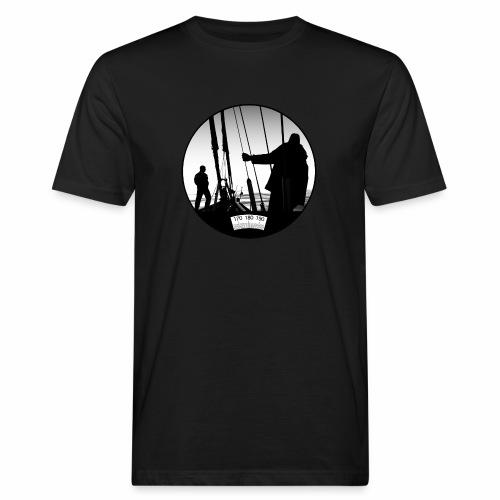 deck chair - Men's Organic T-Shirt