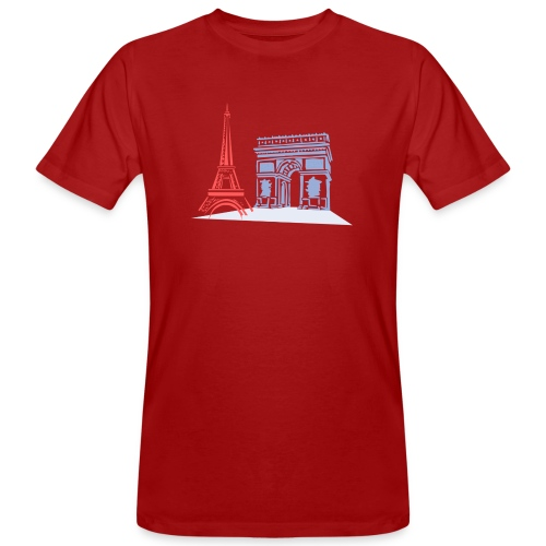 Paris - T-shirt bio Homme