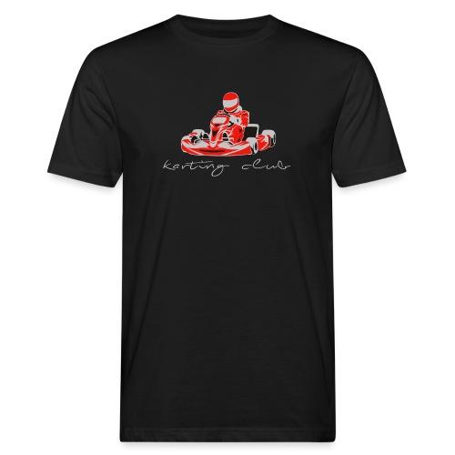 kart - T-shirt ecologica da uomo