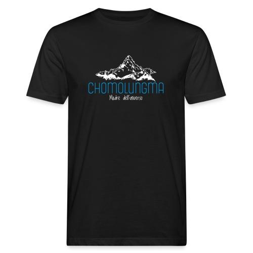 CHOMOLUNGMA - T-shirt ecologica da uomo
