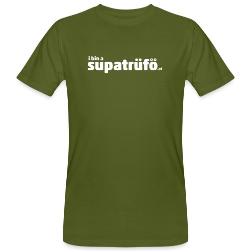 supatrüfö - Männer Bio-T-Shirt