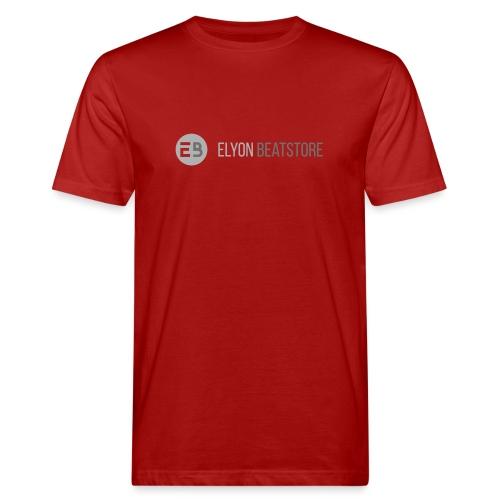 ElyonBeatstore Logo - Mannen Bio-T-shirt