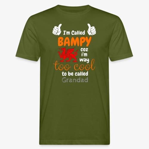 I'm Called BAMPY - Cool Range - Men's Organic T-Shirt