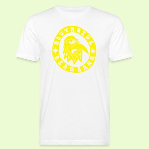 YELLOW EAGLE LOGO - Miesten luonnonmukainen t-paita