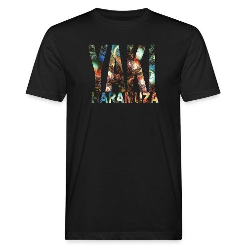 YAKI HARAMUZA BASIC HERR - Ekologisk T-shirt herr