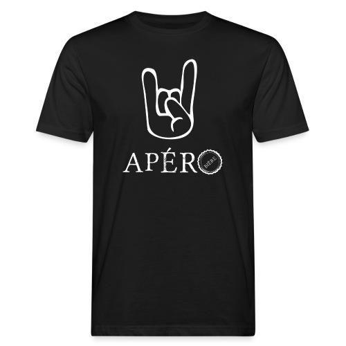 rock and apéro - T-shirt bio Homme