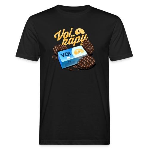 Voi käpy! - Miesten luonnonmukainen t-paita