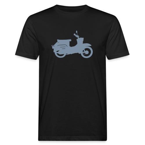 Schwalbe Silhouette - Männer Bio-T-Shirt