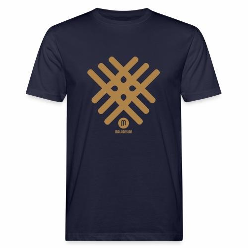 Maladesign - Miesten luonnonmukainen t-paita