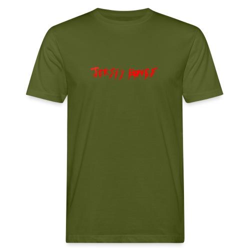 Jersey Bones Logo - Men's Organic T-Shirt