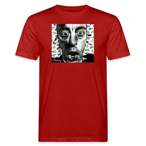 No fear - T-shirt ecologica da uomo