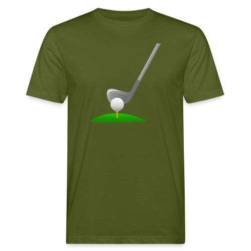 Golf Ball PNG - Camiseta ecológica hombre