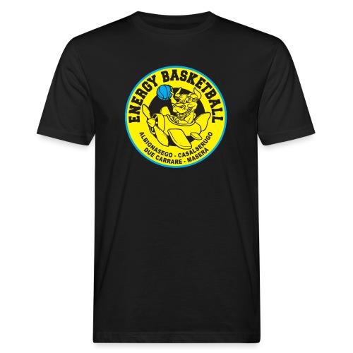 top energy - T-shirt ecologica da uomo