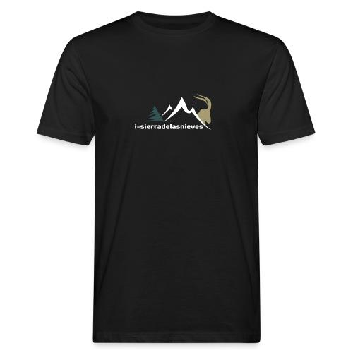 i-sierradelasnieves.com - Camiseta ecológica hombre
