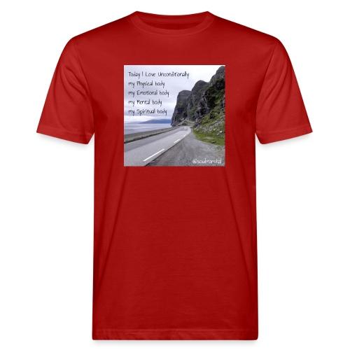 My bodys - Miesten luonnonmukainen t-paita
