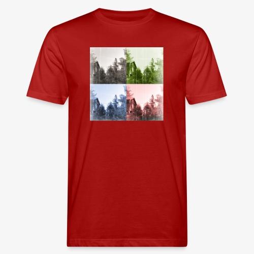 Torppa - Miesten luonnonmukainen t-paita