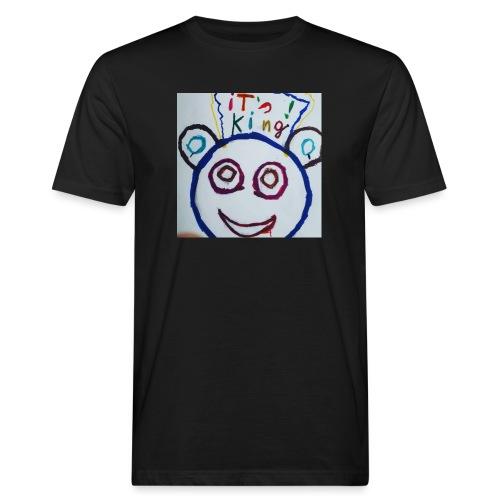 de panda beer - Mannen Bio-T-shirt