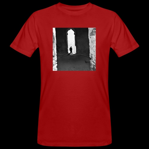 Misted Afterthought - Men's Organic T-Shirt
