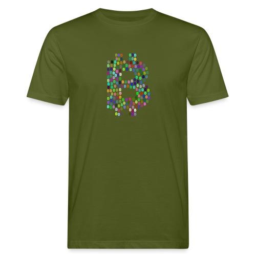 BITCOIN - Camiseta ecológica hombre