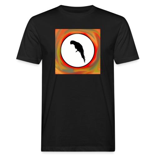 Papagei - Männer Bio-T-Shirt