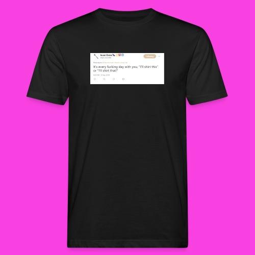Ieuan Tweet - Men's Organic T-Shirt