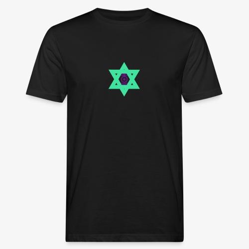Star eye - Men's Organic T-Shirt
