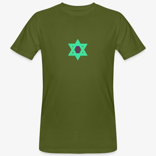 Star eye - Men's Organic T-Shirt