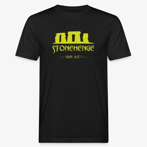 STONEHENGE - T-shirt ecologica da uomo