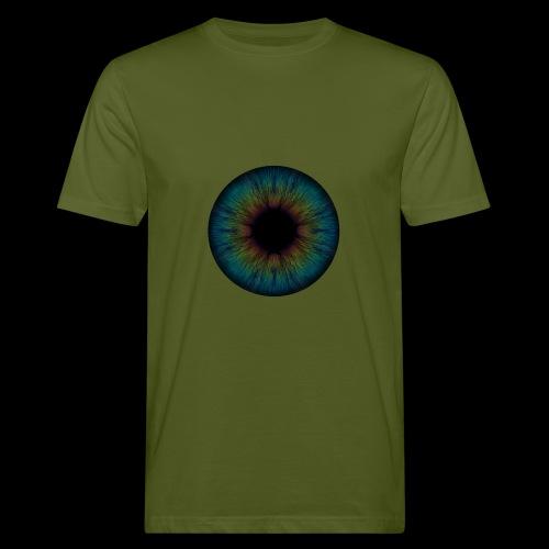 Iris - Männer Bio-T-Shirt
