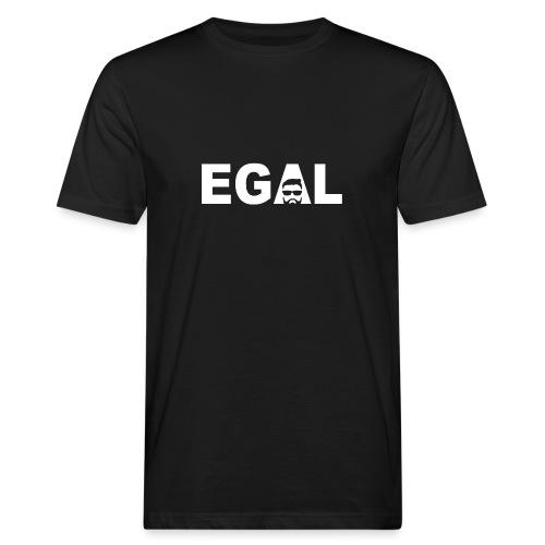 Egal Hipster - Männer Bio-T-Shirt