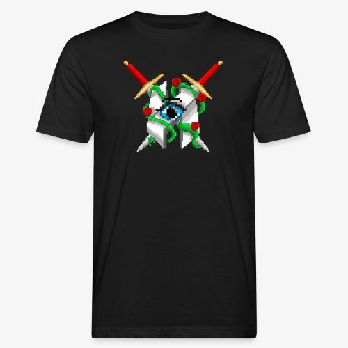 Hault Swords & Roses - Men's Organic T-Shirt
