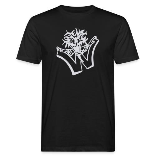 w wahnsinn - Mannen Bio-T-shirt