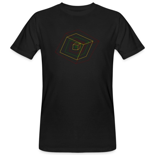 Rasta Cubes - T-shirt bio Homme