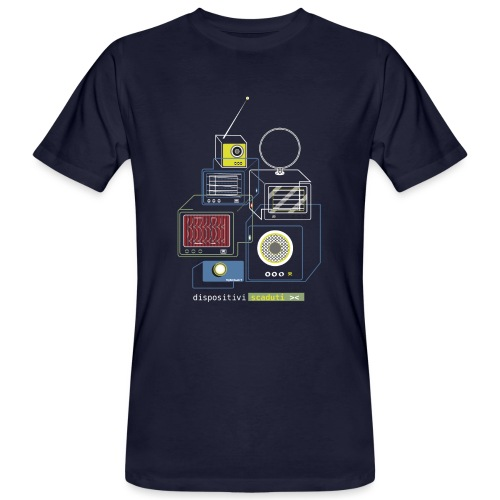 DISPOSITIVI SCADUTI - T-shirt ecologica da uomo