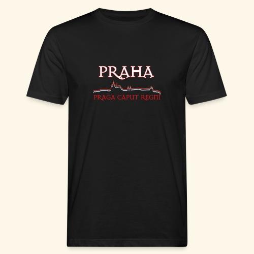 Praha / Prag / Prague - Männer Bio-T-Shirt