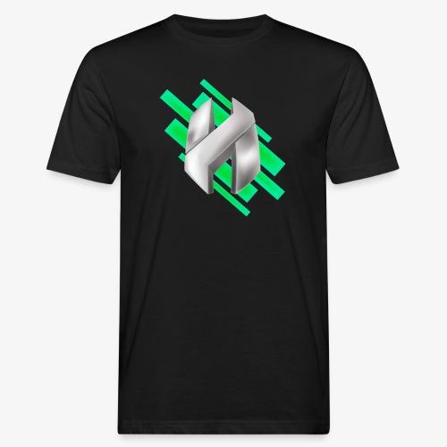 Abstract Green - Men's Organic T-Shirt