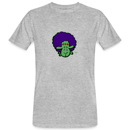 Frankensheep's Monster - Økologisk T-skjorte for menn