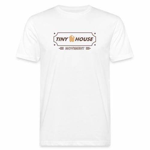 TinyHouse - Männer Bio-T-Shirt