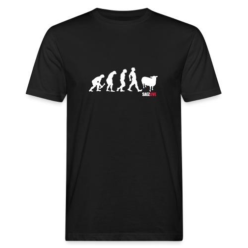 J'accuse (version light, par parek) - T-shirt bio Homme