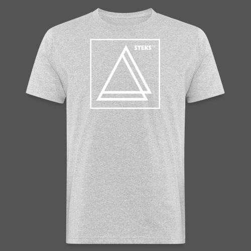 STEKS™ - Mannen Bio-T-shirt
