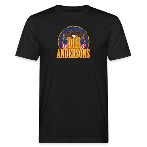 Die Andersons - Merchandise - Männer Bio-T-Shirt
