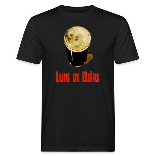 Logo Lune de Bière - T-shirt bio Homme
