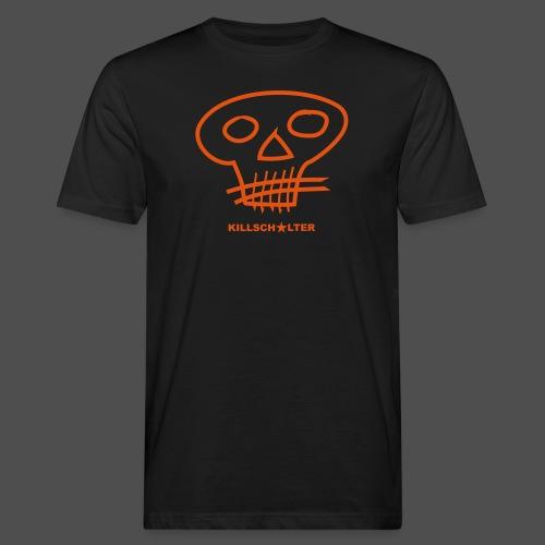 scull - Men's Organic T-Shirt
