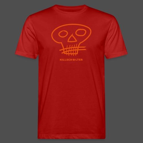 Skull - Männer Bio-T-Shirt